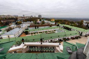 Kiev, Höhlenkloster