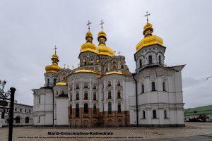 Kiev, Mariä-Entschlafens-Kathedrale