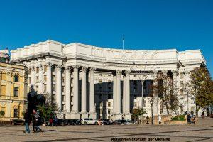 Kiev, Aussenministerium der Ukraine