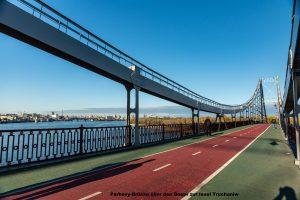 Kiev, Parkovy-Brücke