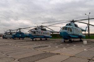 Kiev, Oleg Antonov State Aviation Museum