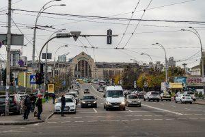 Kiev, Bahnhof