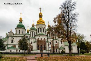 Kiev, Kathedrale Sankt Sophia