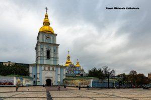 Kiev, Kathedrale Sankt Michaels